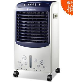 Shinee赛亿 机械空调扇 LG-03C 单冷 横出风 电风扇