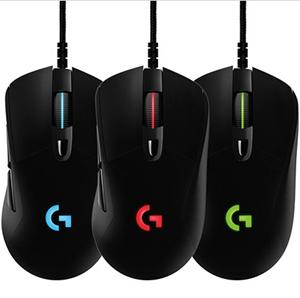 键鼠耳机都有 罗技发布全新游戏外设系列