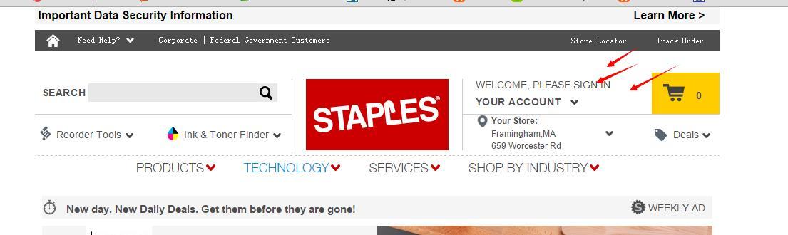 staples海淘攻略、   staples攻略、   staples购物流程、   staples海淘攻略 2015