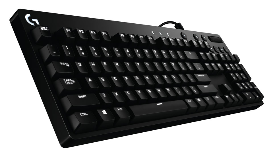 机械式游戏键盘_罗技发布g610猎户座机械式游戏键盘