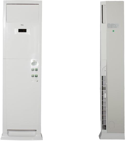 手机端:tcl 大2匹 立柜式定频空调