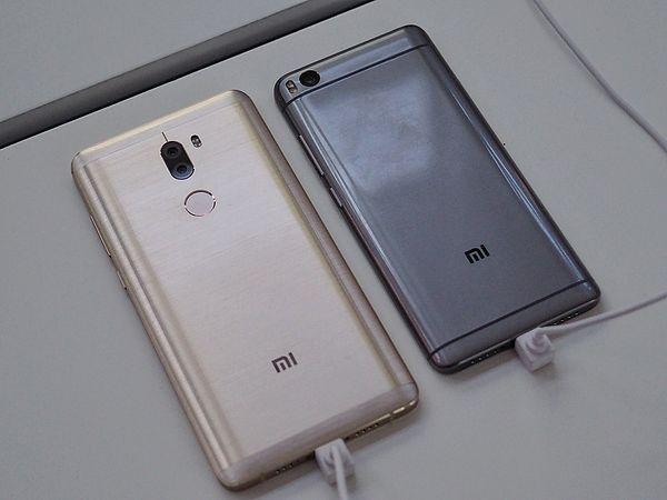 mi 小米 发布 小米5s / 5s plus 双旗舰手机